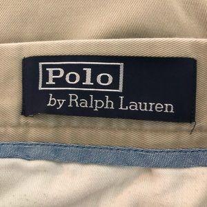Polo by Ralph Lauren Shorts - Polo By Ralph Lauren Khaki Shorts Size 31